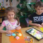 Детская аппликация — часть эстетического развития