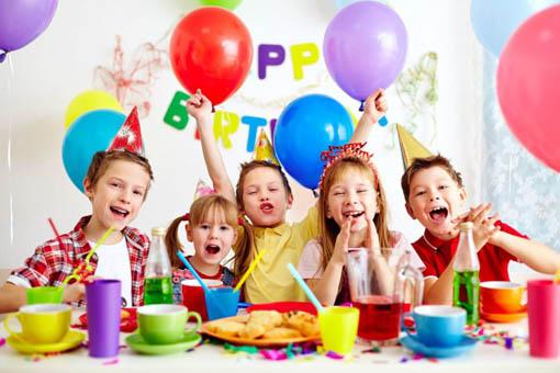 организовать детский праздник