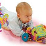 Развивающие игры для детей от 0 до 1 года