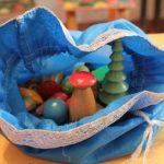 Волшебный мешочек: игра для развития речи