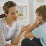 Установите четкие правила для ребенка