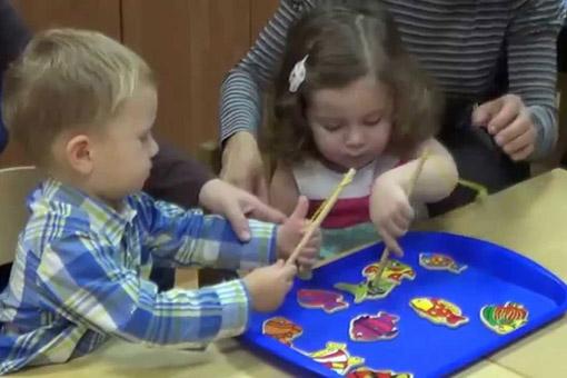 занять ребенка в 3 года