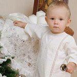 Крестильная одежда для детей