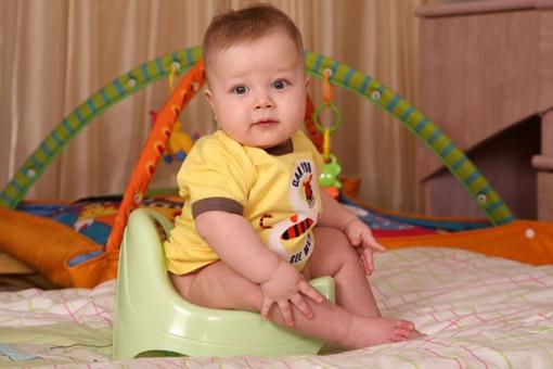Как отучить малыша от подгузников