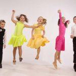Роль занятий танцами в развитии ребенка