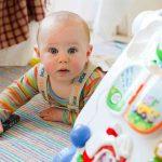 Игры ребенка первого года жизни