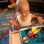 Игры и занятия с малышом от 1 года до 2 лет