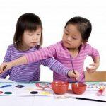 Развитие функций правого полушария мозга у детей по методике М. Шичиды
