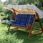 Подвесная садовая мебель: невесомость в условиях гравитации