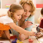 Занятия с ребенком двухлетнего возраста