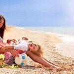 Отдых с маленькими детьми