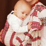 Изготовление перевязи для ребенка