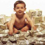 Как воспитать богатого ребенка?