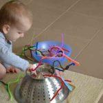 Развиваемся играя: развивающие игры для годовалого ребенка