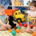 Кот в мешке, или Игры для малышей 3 лет