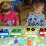 Развивающие игры для детей 3 лет