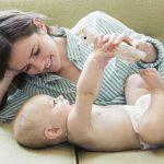 Игры с грудничком. Как и во что можно играть с грудными детьми?