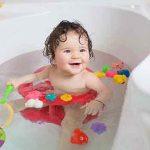 Игры и забавы во время купания ребенка