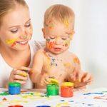 Во что поиграть с годовалым ребенком?