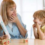 Как учить ребенка говорить?