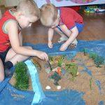Что такое сенсорные игры с детьми